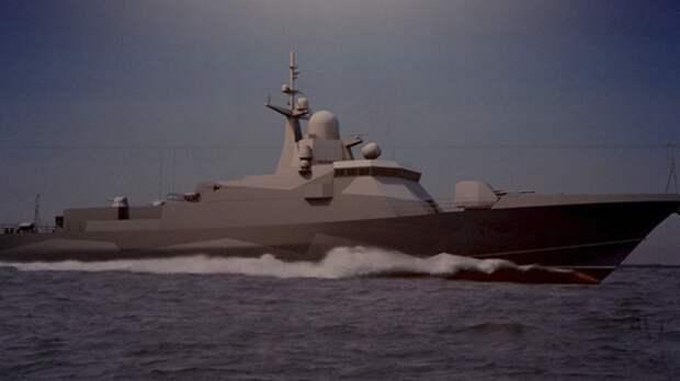 Корабли Северного флота провели ракетные стрельбы в Арктике