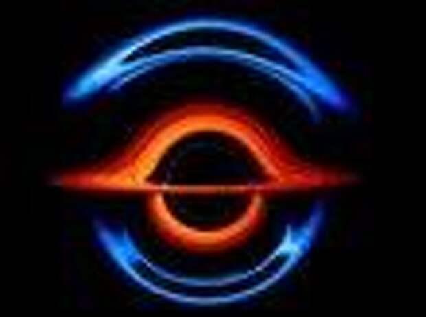 Создана первая визуализация двойной черной дыры