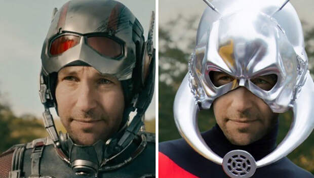 Вот как на самом деле должны были выглядеть герои «Мстителей» по комиксам