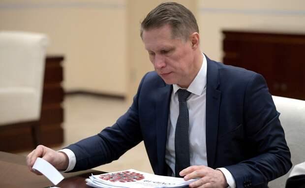В Минздраве России рассказали о первом повторном случае заражения Covid-19 за границей