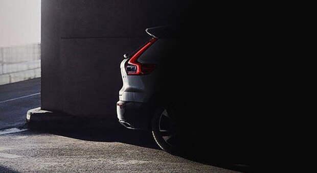 Volvo назвала дату премьеры XC-40