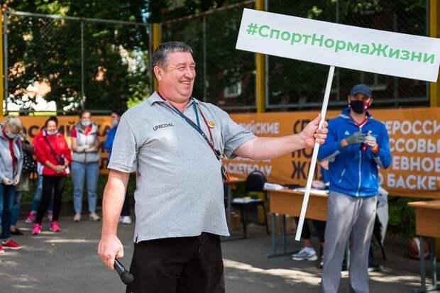 Республиканская неделя спорта «Будь в движении» стартовала в Удмуртии