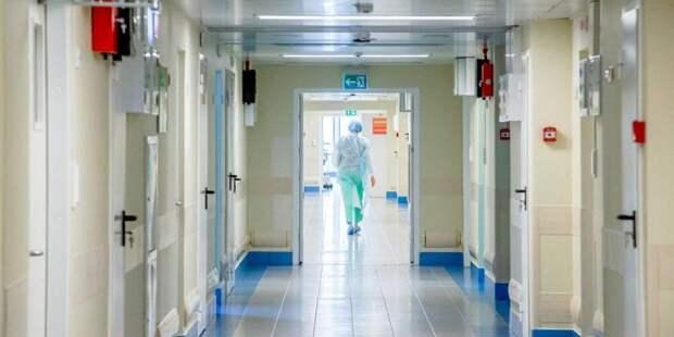 В Москве выявили самое низкое число случаев COVID-19 за два месяца. Фото: mos.ru