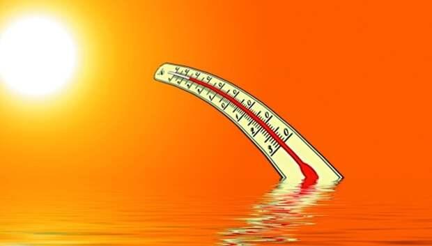 До плюс 30 градусов ожидается в Подольске в среду