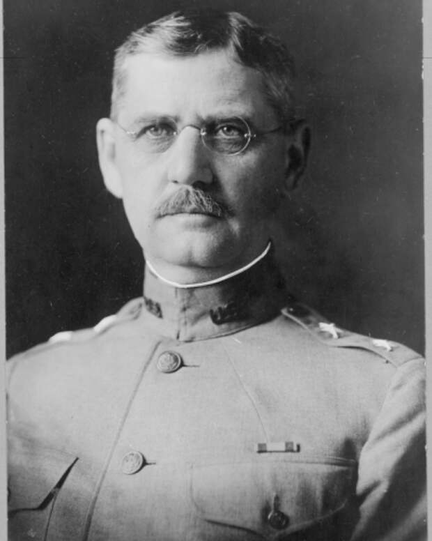 Спасибо, генерал Грэйвс!