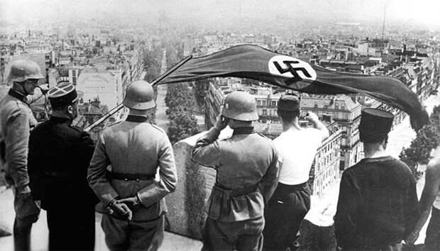 Как Европа Гитлера громила: Франция