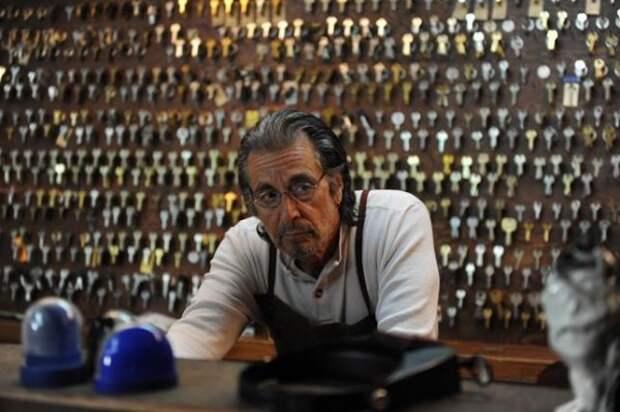 Аль Пачино: «Я нахожусь в постоянном поиске»