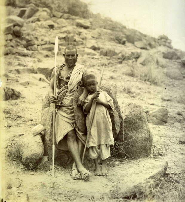 Воины Африки