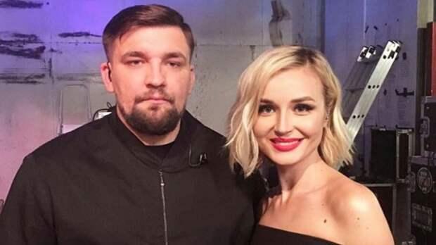 Полина Гагарина и Баста поссорились
