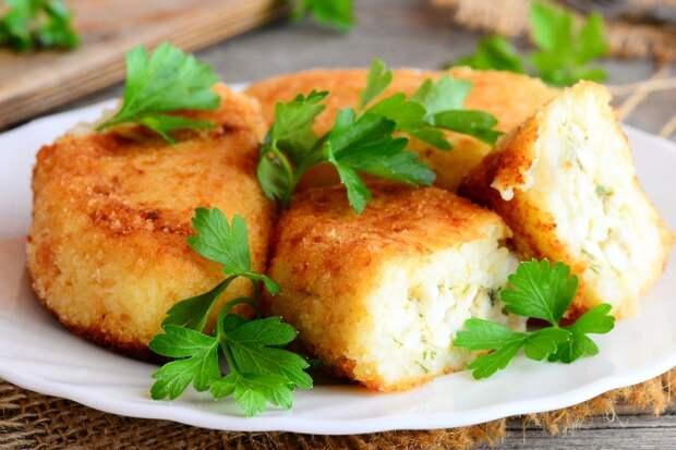 Овощные котлеты — изысканный вариант гарнира и прекрасное самостоятельное блюдо