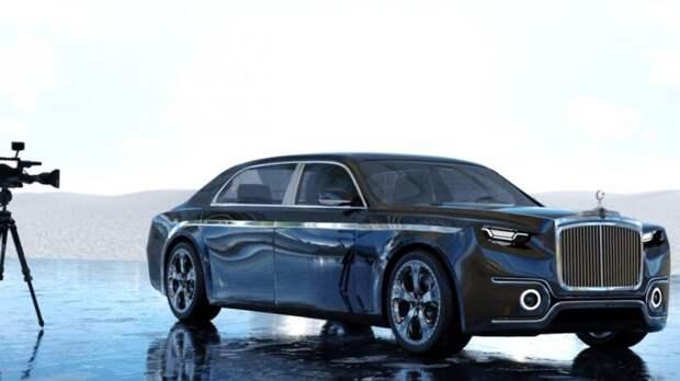 Автомобили Aurus начнут производить серийно в мае на заводе в Елабуге