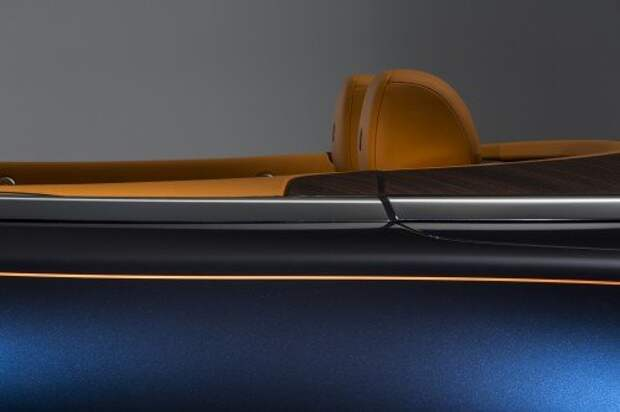 Rolls-Royce пришел с рассветом