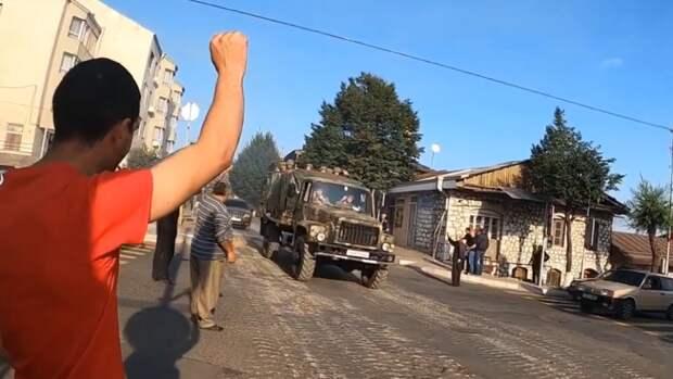 Нагорный Карабах. Снова война.