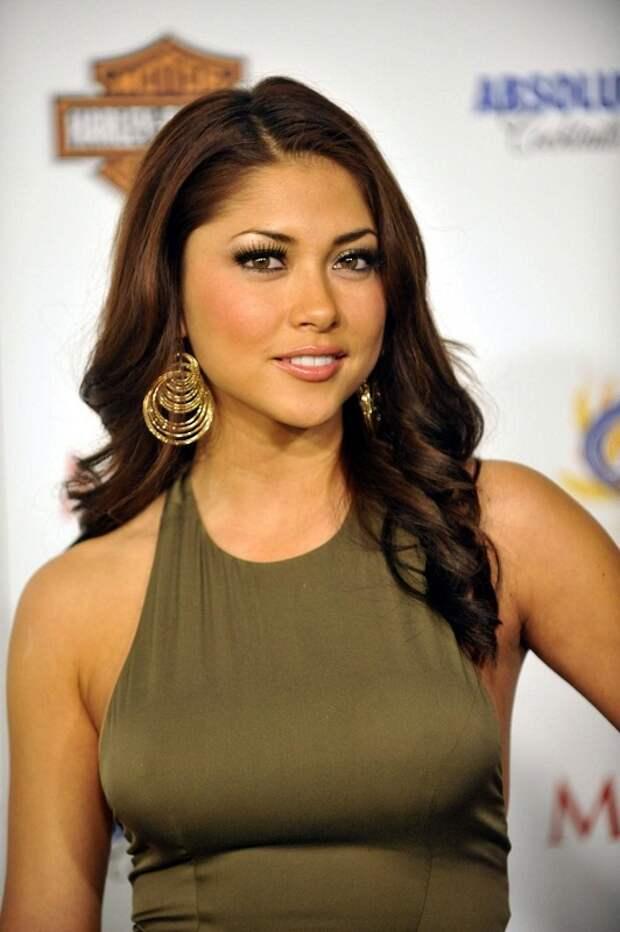 Самые красивые мексиканки