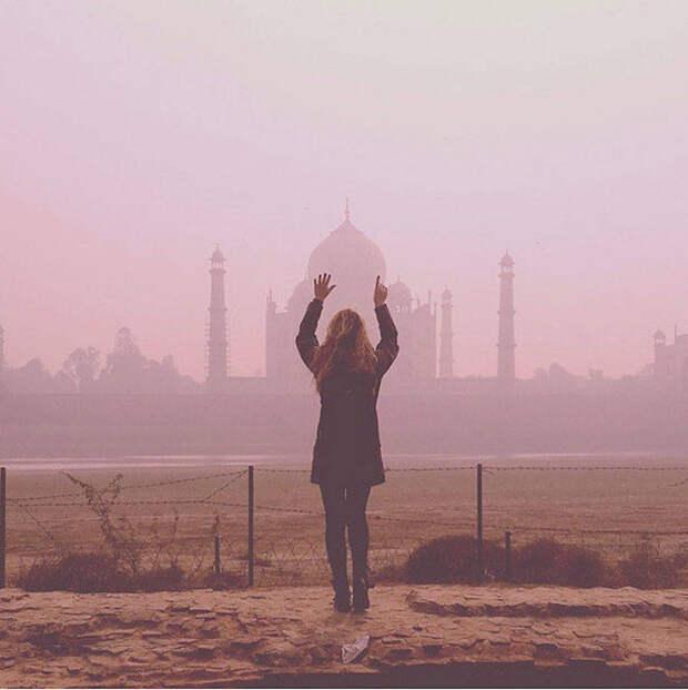 Посетить семь чудес света за 13 дней