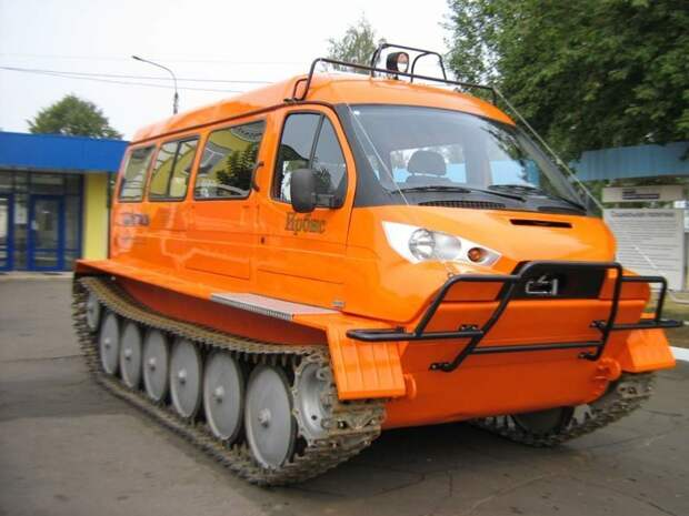 ГАЗ — 34039 «Ирбис» автомобили, газ, фоторепортаж