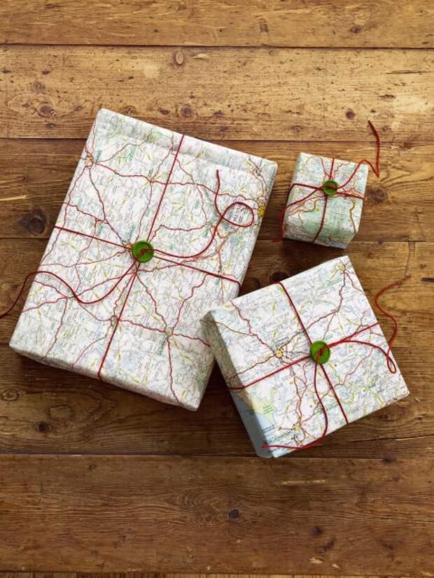 Идеи классных упаковок подарков (подборка)