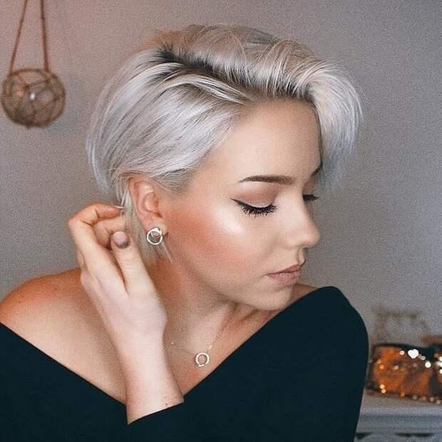 светлые оттенки волос фото 11