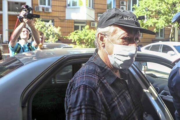 Ефремов сможет принять участие в судебном заседании 18 августа