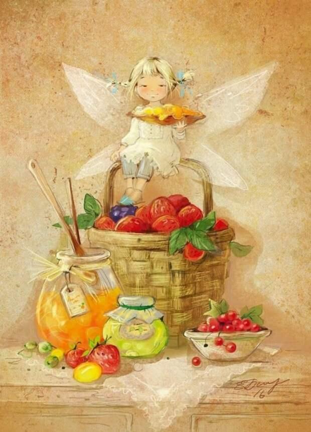 художник Екатерина Бабок иллюстрации – 24