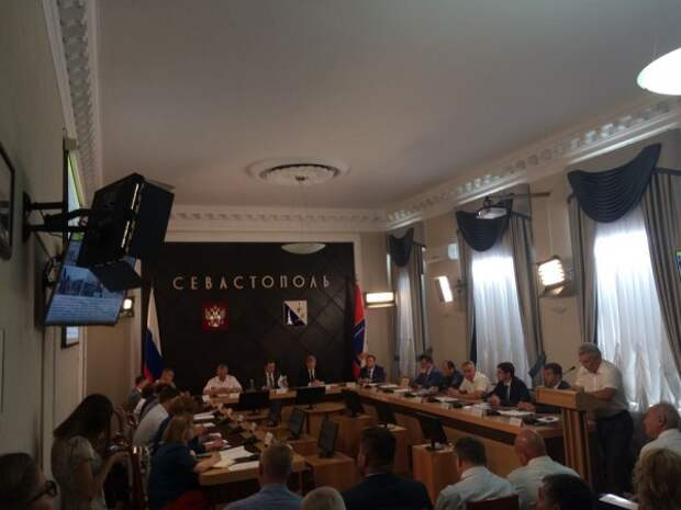Депутаты ЗакСобрания Севастополя взялись за голову