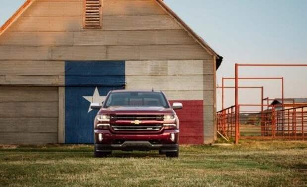 Chevrolet начинает продажи обновленного Silverado