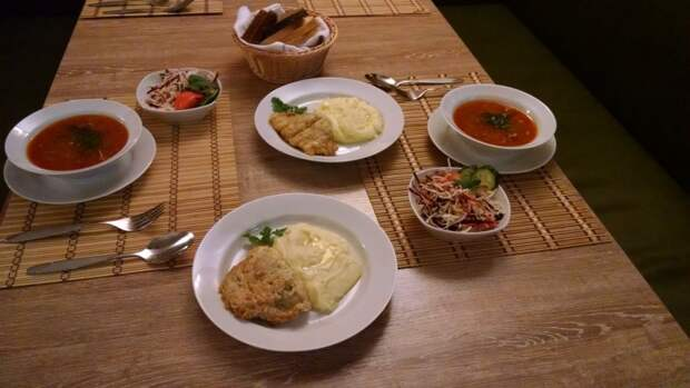 Севастопольский ресторан охотничьей кухни «Ягдташъ»