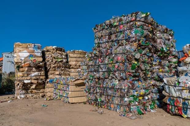 Почти 1000 тонн вторсырья отправила Удмуртия на переработку