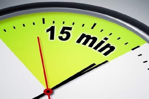 Если спать некогда, но очень хочется — спи 15 минут.
