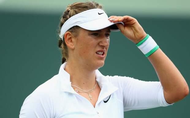 У Азаренко возникли проблемы с дыханием во время матча на Australian Open. Ранее она провела 2 недели в карантине