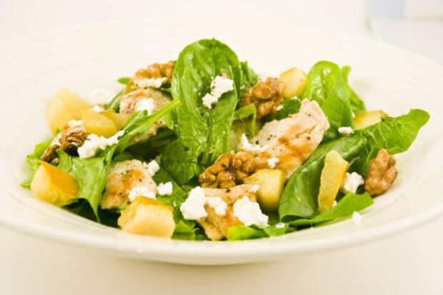 Салат с грушей: рецепты приготовления оригинальных блюд