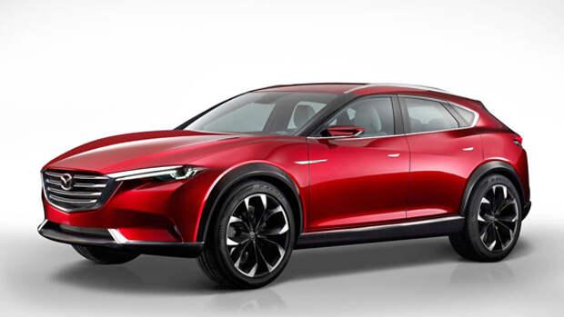 Является ли концепт Mazda Koeru показанный на Франкфуртском автосалоне следующим СХ-9
