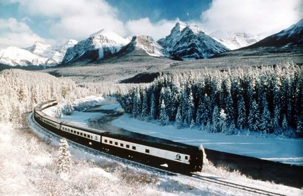 Путешествия на поезде: 10 удивительных маршрутов для яркого отдыха