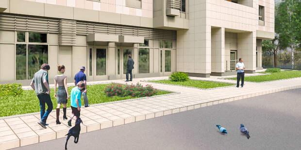 Дом по программе реновации на Кронштадтском будет готов к заселению в 2021 году