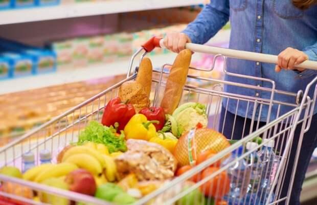 Запасаться продуктами важно с умом.