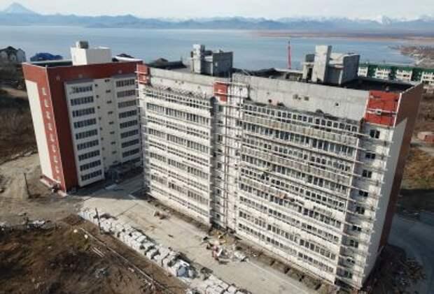 Мутко назвал основные условия повышения доступности жилья на Дальнем Востоке