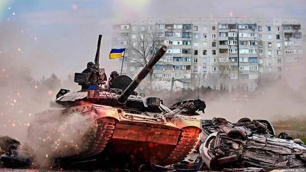 Эксперт о роли НАТО в случае наступления ВСУ на Донбасс