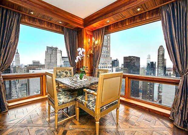 Апартамент Криштиану Роналду за 18 миллионов долларов