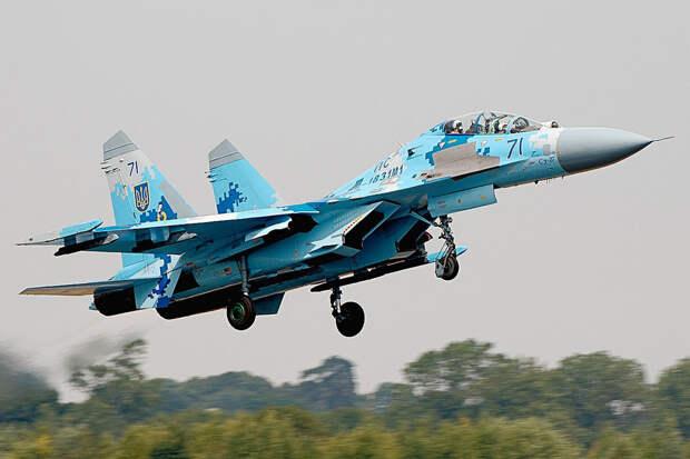 ВВС Украины хотят заменить советские истребители американскими