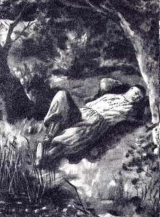 Мистическая история картины Ивана Крамского «Русалки»