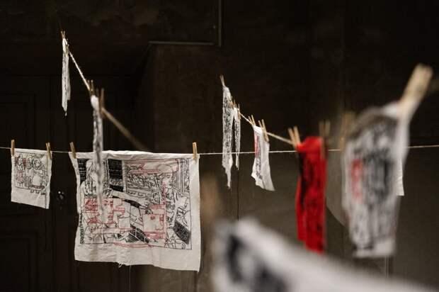 Галерея «На Песчаной» открыла онлайн-выставку Фото с сайта vk.com/na_peschanoy