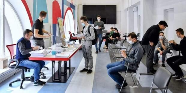 Собянин наградил волонтеров – участников акции #МыВместе. Фото: mos.ru