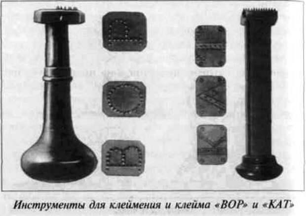 Клеймение преступников в Российской Иперии.