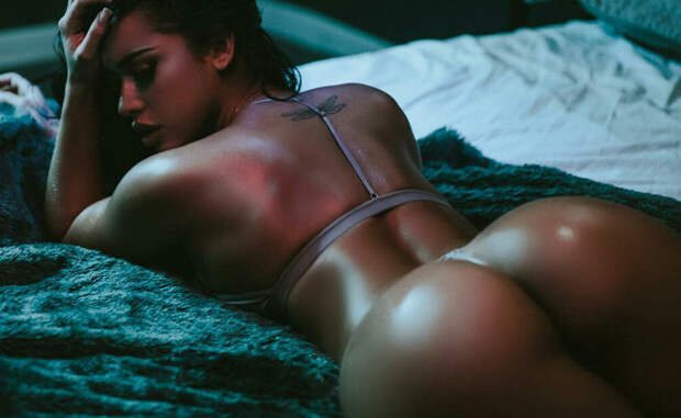 Стефани Рао: шикарная форма