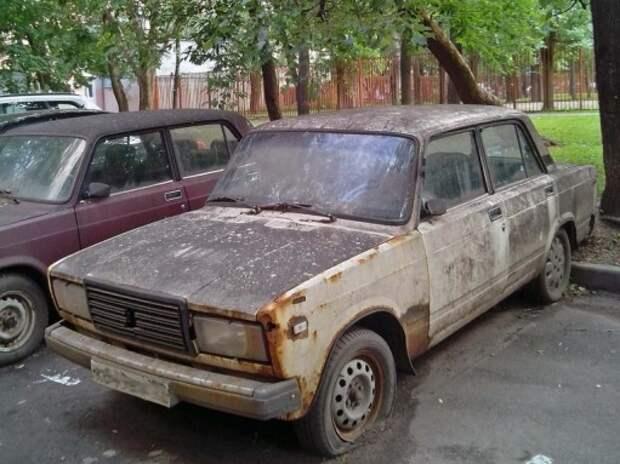 В Москве вступил в силу новый регламент утилизации автохлама
