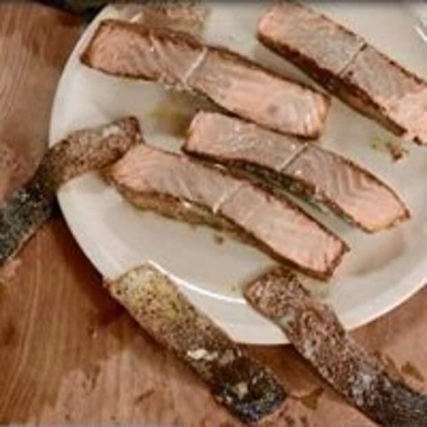Обед за 15 минут от Джейми! Как приготовить лосось за 15 минут+рис+овощи с соусом — Рецепты Джейми Оливера