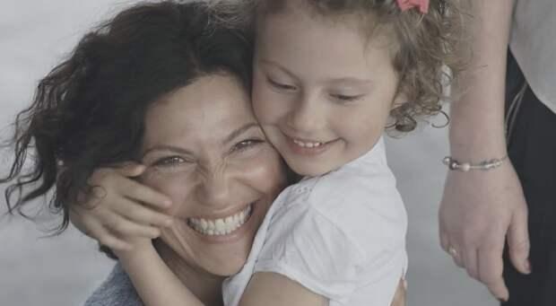 Прикосновение мамы