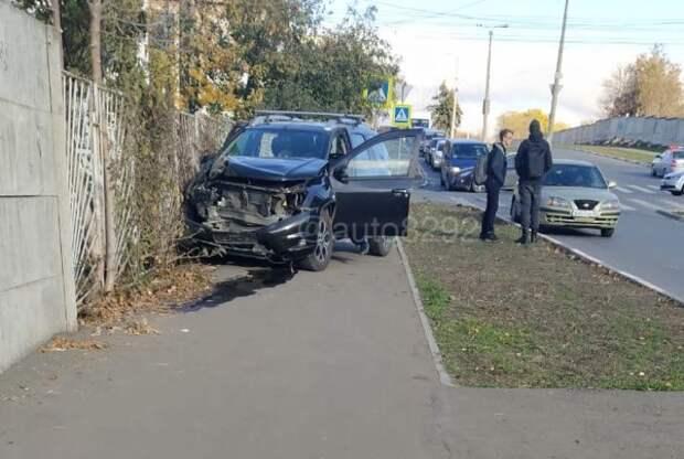Пять человек пострадали в ДТП со «скорой» в Симферополе