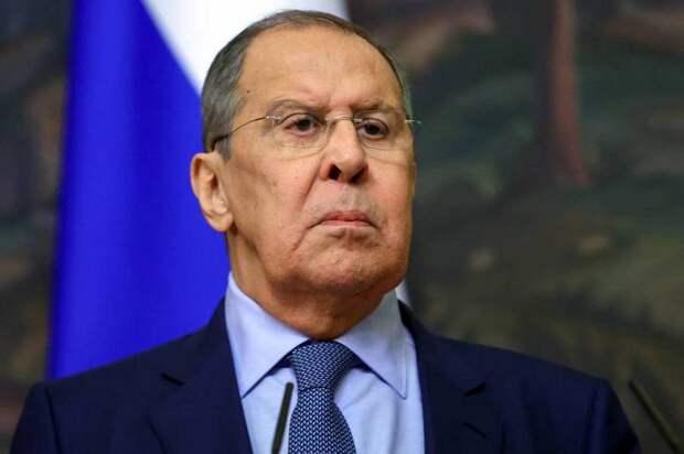 Лавров о Крыме, Лукашенко и Зеленском