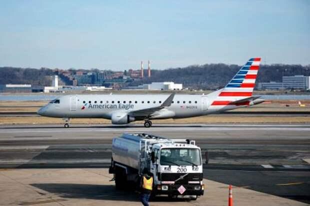 Embraer 175 авиакомпании Republic Airline